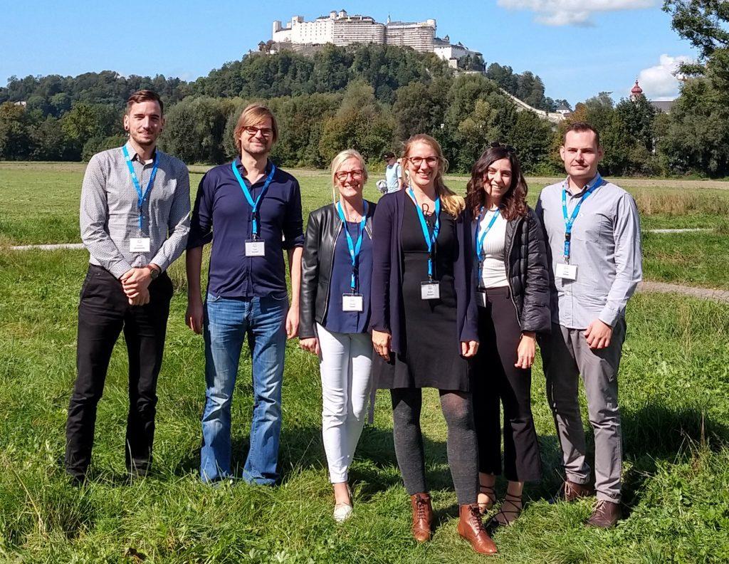 APAM Junior Board at APMRS2019 Salzburg